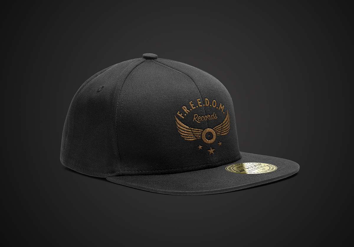Fitted cap
